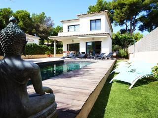 High standard and modern Villa in Port Adriano, Palma de Mallorca