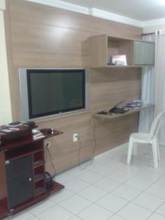 Apartamento 2/4 Aldeota 2 garagens, Fortaleza