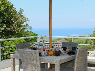 Luxurious Gardenview Rooms in Villa with Sea-View