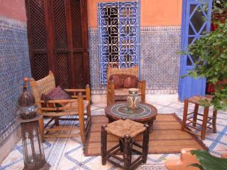 Dar Yasmin: déjeuner à côté de Roi, Marrakesh