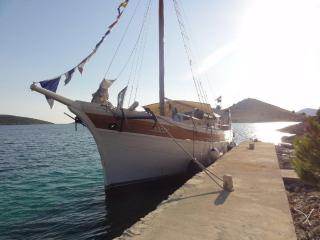 Gulet Dolin - Crewed Wooden Vessel in Croatia, Zadar