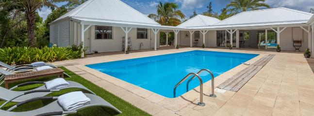 SPECIAL OFFER: St. Martin Villa 130 Very Comfortable, Secluded And Within Easy Reach Of The Beautiful Terres Basses Beaches.