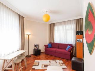 Cosy Flat In Taksim, City Center, Istanbul