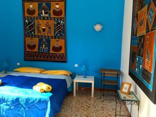 La camera Blu