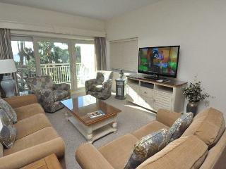 412 Captains Walk-Oceanfront Views,Heated Pool & Spa - Pretty!, Hilton Head