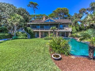 5 South Beach Lagoon - Located Oceanfront in the 'Gold Coast' in Sea PInes, Hilton Head