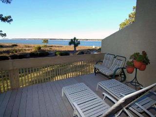 1457 Sound Villas - This very spacious waterfront villa has two living areas,, Hilton Head