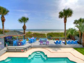 89 Dune Lane-OCEANFRONT, Large Private Pool & Hot Tub