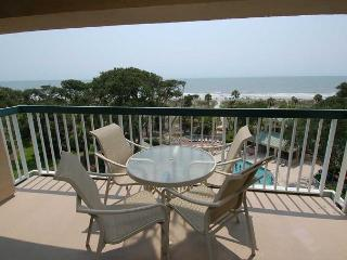 504 Barrington Arms- 5th Floor Oceanfront Villa!, Hilton Head