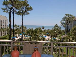 335 Shorewood- Zero Entry Pool & Kiddy Pool.  Oceanfront Views., Hilton Head