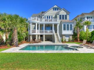 31 Dune Lane -Oceanfront, Brand New Custom Built home w/ Spa & Pool, Hilton Head