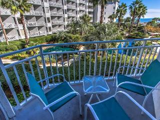 1203 SeaCrest- Awesome Ocean Views of grounds, pool and beach.