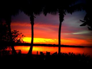 Sunset photo submitted by Matlacha-Cottages guest