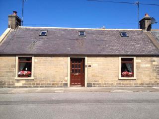 The Cottage, Portgordon, Buckie.