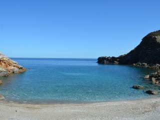 Villa Kyma at Vathias beach, Agnontas