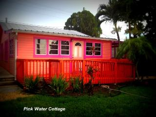 Pink Water Cottage