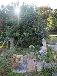 jardin paysagé de l'Enclos D'UZES