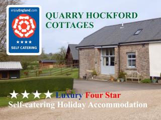 Luxury Four Star Self-catering Accommodation