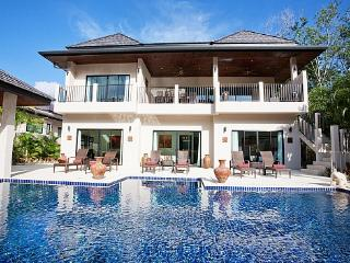 Opulent 6 bed villa with private pool, Kata Beach