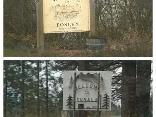 The Cascade Den for a Roslyn Retreat, Ronald