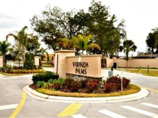 ***Near Disney Parks*** Executive Single Family Vacation Home In   ***Veranda Palms***, Kissimmee