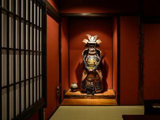 Kyoto Sanjusan Samurai Machiya, Modern Comfort, Kioto