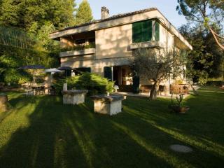 Villa Fortezza, Ascoli Piceno