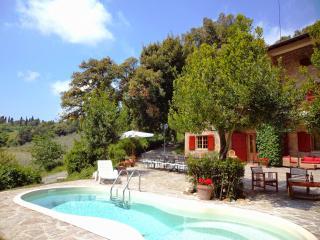 Villa dei Finzi, Gambassi Terme
