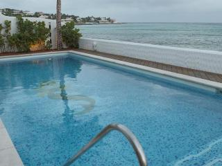 WITENBLAUW... Magical Beach Front Estate on Pelican Key