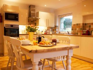 Wonderful, spacious and well equipped kitchen