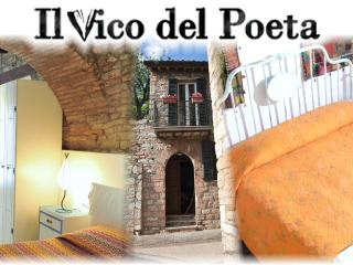 'Il Vico del Poeta':  the art of hospitality., Assisi