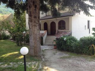 casa in montagna, L'Aquila