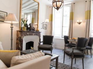 Marais Nest - Trendy Hotel de Ville 1 bedroom apartment, Paris