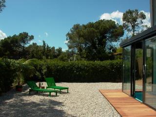 Casa con piscina y jardín permiso de 900m 2, Vilanova del Valles