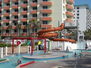 ORMOND BEACH*1BR Condo/Sleeps4*{Beach/Pool/HotTub/LazyRiver}COVE AT ORMOND BEACH