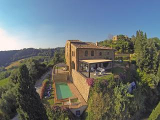 view of villa il santo