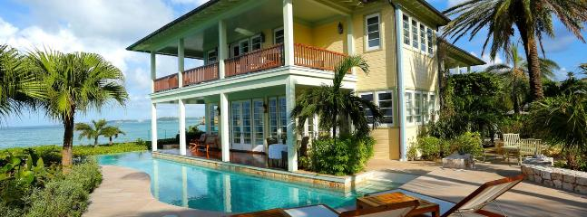 Santosha Estate (Full Estate) SPECIAL OFFER: Anguilla Villa 74 From The Moment You Set Foot On This Lush Estate, You Will Begin To Relax., West End Village