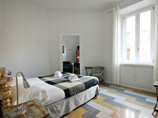 Central family apartment, Roma