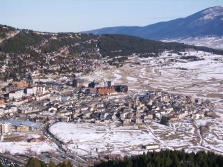 Les ANGLES Village des Pyrénées-Orientales