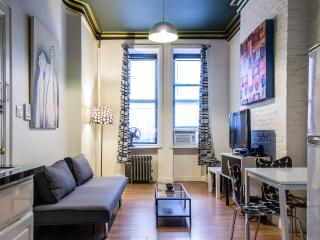 Trendy 1 BR in the Heart of the East Village