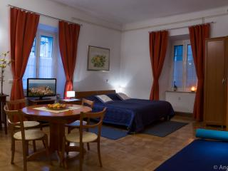Apartment Nika Two in the heart of Ljubljana near Tour As reception