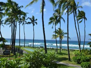 Affordable Oceanview Unit in Oceanfront Resort, Lahaina
