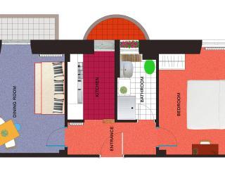 Appartamento Apuani S lorenzo Roma