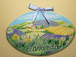 Agriturismo Il Brugnolo - lavanda