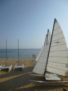 plage benoit à 750 mètres