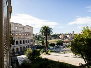 Romance al Colosseo, Rome