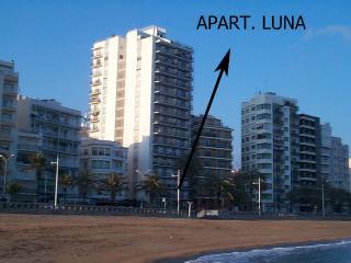 APART LUNA FRENTE PLAYA Y PASEO MARITIMO 4-5 PERS.