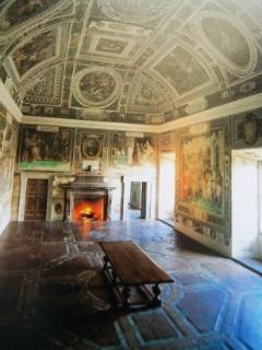 Palazzo Farnese in Caprarola