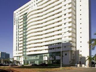 Flat MErcure 12º andar 45 m², Brasilia