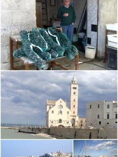 Trani and Taranto